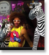 Zebra Inflatable