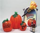 Coors Light Pumpkins Halloween Inflatable