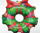 Fritolay Wreath Inflatable
