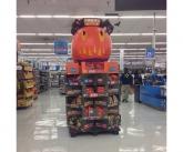 Halloween inflatable POS display