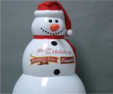 Pepperidge Farm Snowman Inflatable