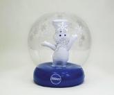 Pillsbury Snow Globe