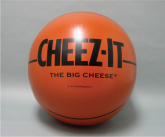 Cheez-It Inflatable Basketball
