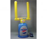 Diet Pepsi Inflatable Goal Post