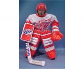 Miller Lite Inflatable Hockey Goalie