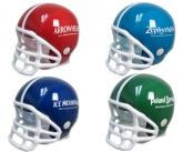 Nestle inflatable football helmets
