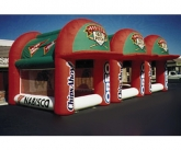 Oreo inflatable Baseball game