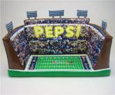 Pepsi Inflatable Football Stadium