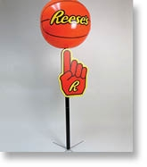 Reeses Spinning P.O.S. Display