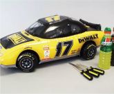 Dewalt inflatable POS stock car