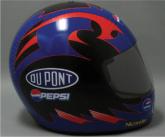 Dupont pepsi inflatable POS helmet
