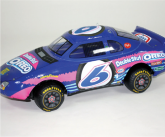Oreo inflatable POS stock race car