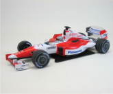 Panasonic formula 1 POS race car