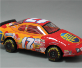 Ritz inflatable POS race car