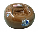 Coors light basketball inflatable POS chair