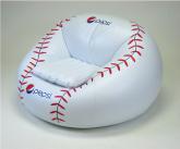 Pepsi baseball inflatable POS chair