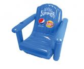 Pepsi inflatable POS chair