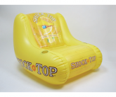 Shock top ls inflatable POS chair