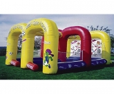Inflatable run game