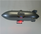 Coors light POS Hanging Inflatable Blimp