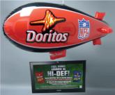 Doritos POS Hanging Inflatable Blimp