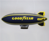 Goodyear POS Hanging Inflatable Blimp