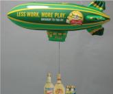 Jose cuervo POS Hanging Inflatable Blimp