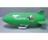 Presidente POS Hanging Inflatable Blimp