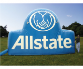 Allstate Giant inflatable