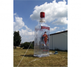 Beefeater Giant inflatable