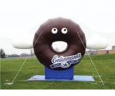 Entenmanns Giant inflatable