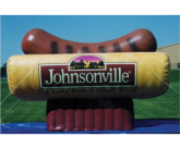 Johnsonville Giant inflatable
