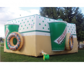 Krispy kreme Giant inflatable