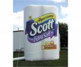Scott Giant inflatable