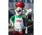 Tonys Giant inflatable