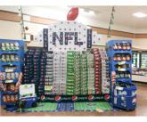 Pepsi in store floor mats