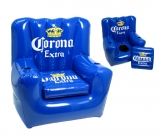 Inflatable Chair With Under Seat Cooler