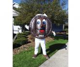 Oreo Inflatable Costume
