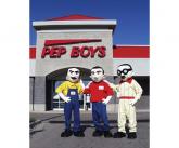Pep Boys Costume