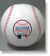 Aquafina inflatable baseball 22