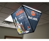 2' X 2' Magnetic Ceiling Grabbers™