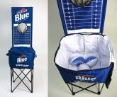 Labatt blue cooler game