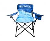 Arrowhead folding chair