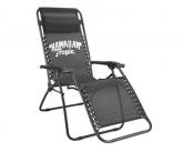 Hawaiian tropic gravity chair