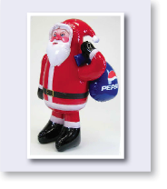 Inflatable Holiday Display Enhancers